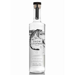 "Vodka ""Snow Leopard"""
