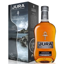 Whisky Jura Superstition